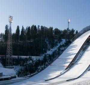 De beste skihoppene