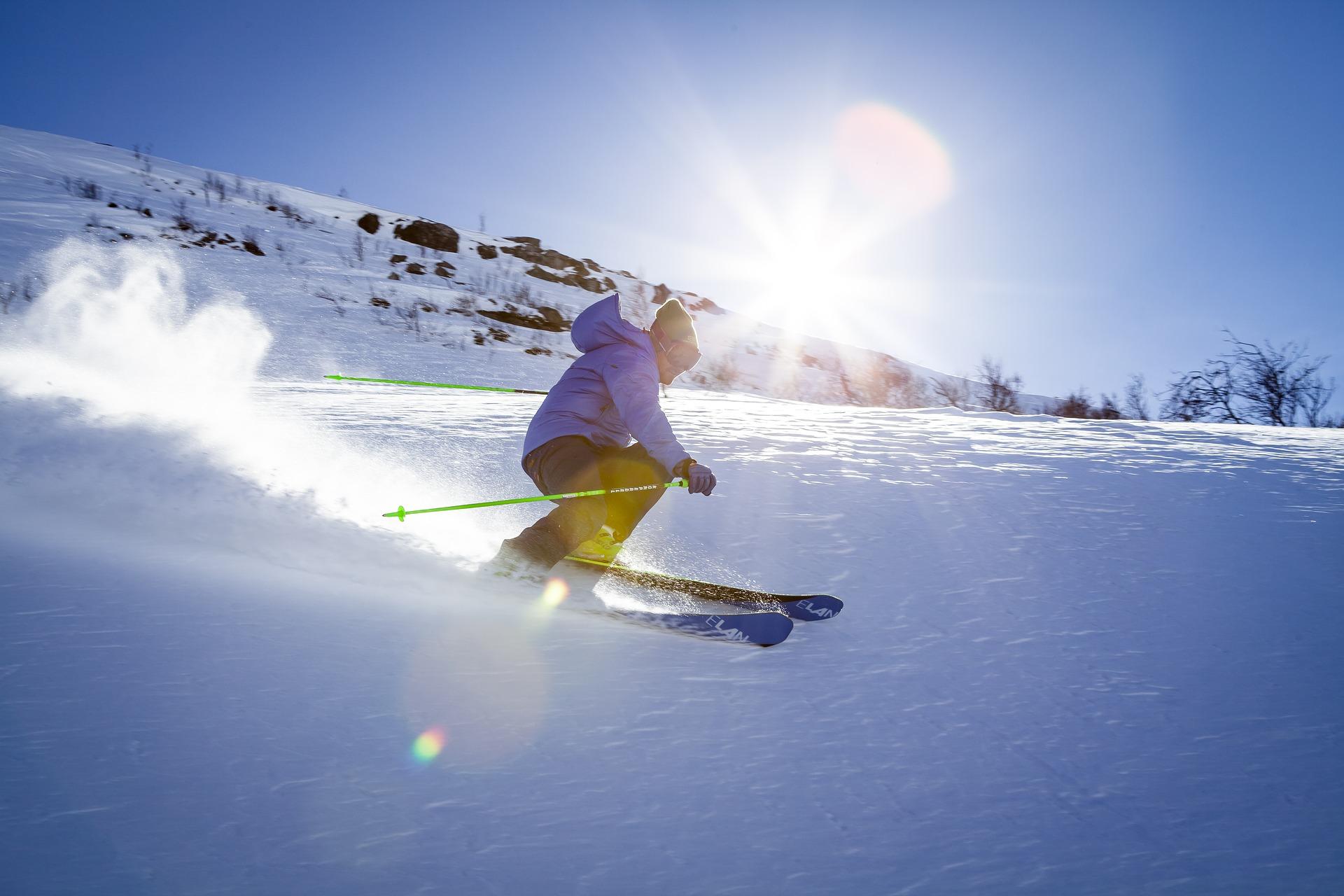 Ski og helligdager
